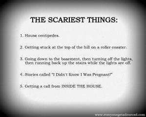 scariestthings